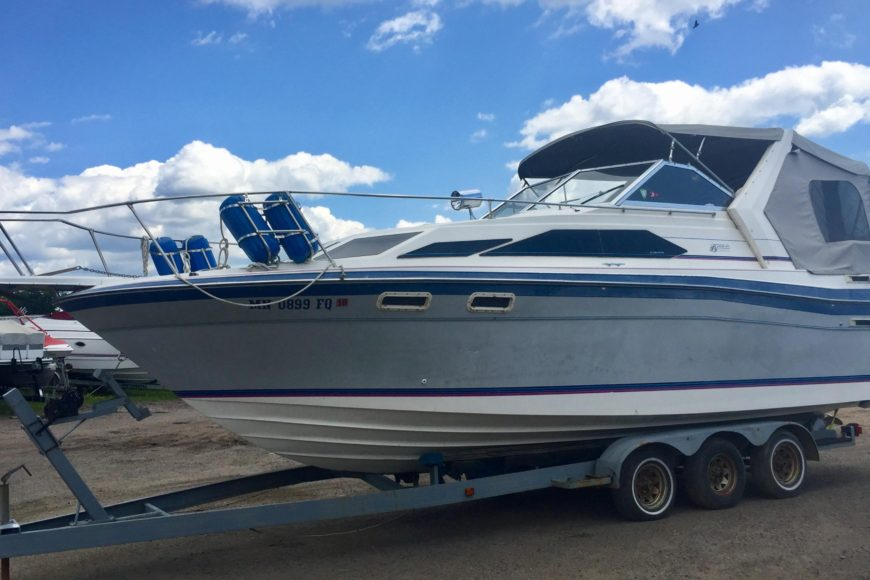 PRICED TO MOVE!  1989 Bayliner Ciera 2855