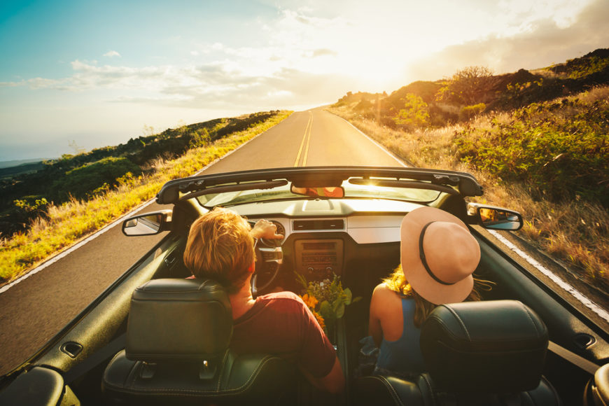 ROAD TRIP! Your Pre-Trip Checkup